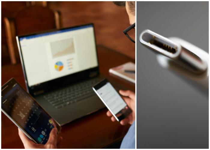 Actualmente Thunderbolt es empleado en algunos dispositivos electrónicos.