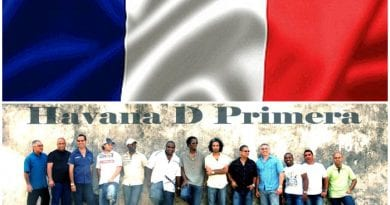 Alexander Abreu y Havana D´Primera llegarán a festival musical en Francia.