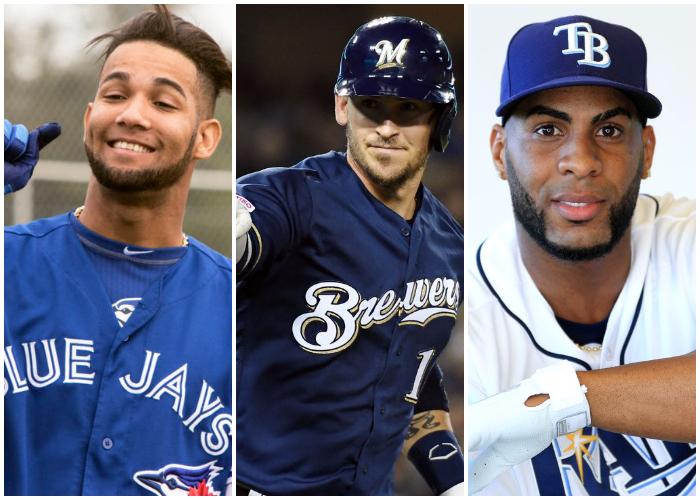Desempeño de los cubanos en la MLB este miércoles 12-6-19.