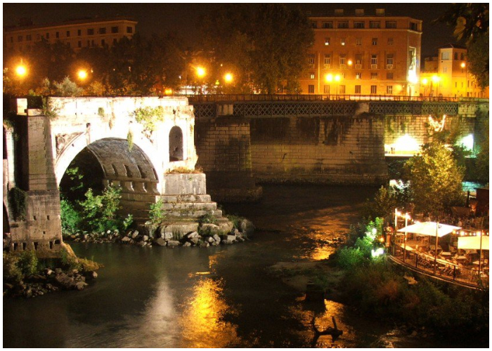 El Festival Isola del Cinema se llevará a cabo en Isola Tiberina, Roma
