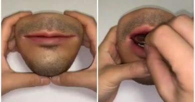 El monedero diseñado por el Dj Dooooo ha causado sensación a través de Twitter.