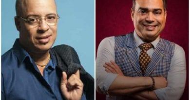 Isaac Delgado y Gilberto Santa Rosa estrenan nuevo tema salsero.
