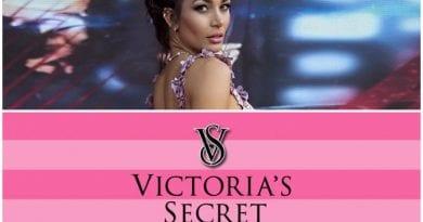 La modelo cubana Lisandra Silva se une al grupo de ángeles de Victoria's Secret.