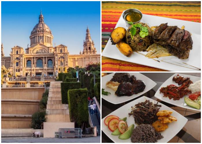 Las delicias de Cuba las podrás encontrar en Barcelona.