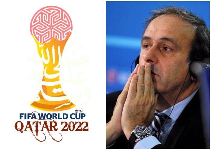 Michel Platini en interrogatorios por la concesión del Mundial 2022 a Qatar.
