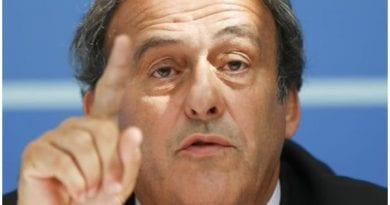 Michel Platini, ex presidente de la UEFA.