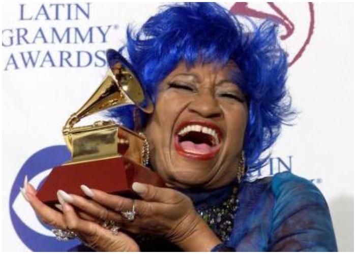 Celia Cruz logró conseguir importantes reconocimientos por su destacado desempeño artístico.