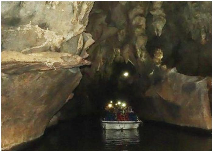 Cueva del Indio, Viñales.