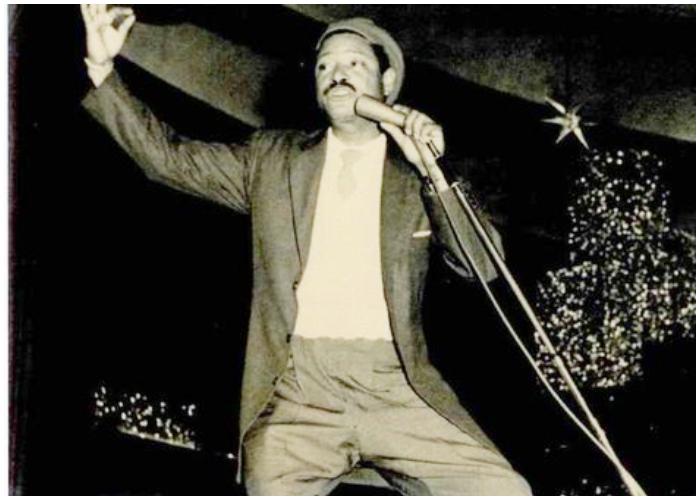 El Sonero Mayor de Cuba, Benny Moré.