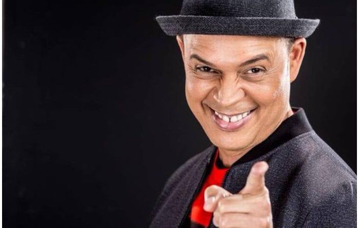 El actor, comediante, escritor y músico cubano, ALexis Valdés.