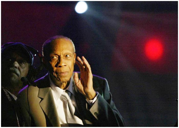 El destacado músico cubano Bebo Valdés.