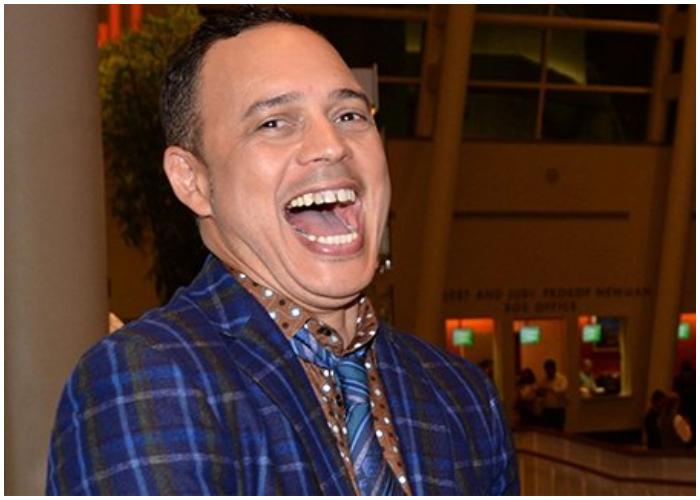 El reconocido humorista cubano, Alexis Valdés.