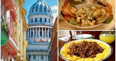 La Habana ofrece variadas opciones gastronómicas a sus visitantes.
