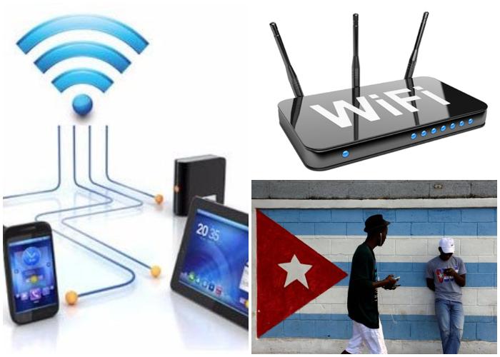 Publican lista de dispositivos WiFi que podrán ser traídos a Cuba.