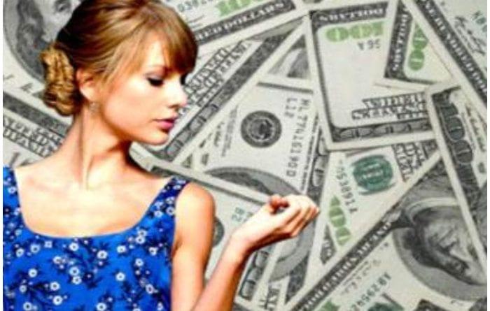Taylor Swift es la famosa con mayores ganancias en 2018, según Forbes.