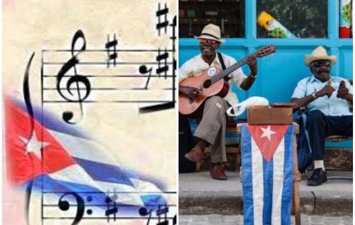 Top cinco canciones icónicas cubanas.