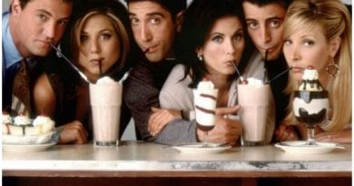 Elenco de la serie Friends.