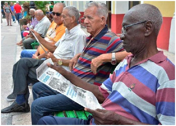 Más de 100 mil espirituanos superan la edad de 60 años.