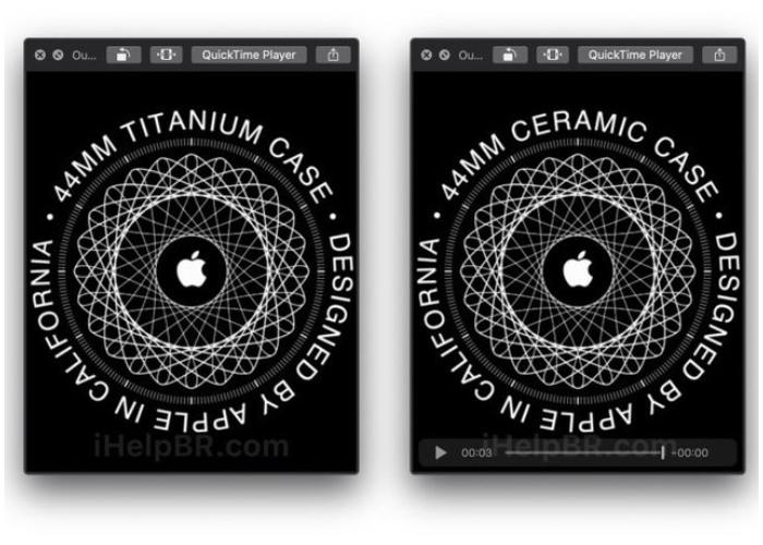Nuevo BETA de WatchOS 6 revela que los nuevos modelos de Apple Watch posiblemente sean de titanio.