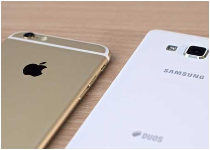 Radiaciones ocasionadas por dispositivos Apple y Samsung son motivo de una demanda en EE.UU.