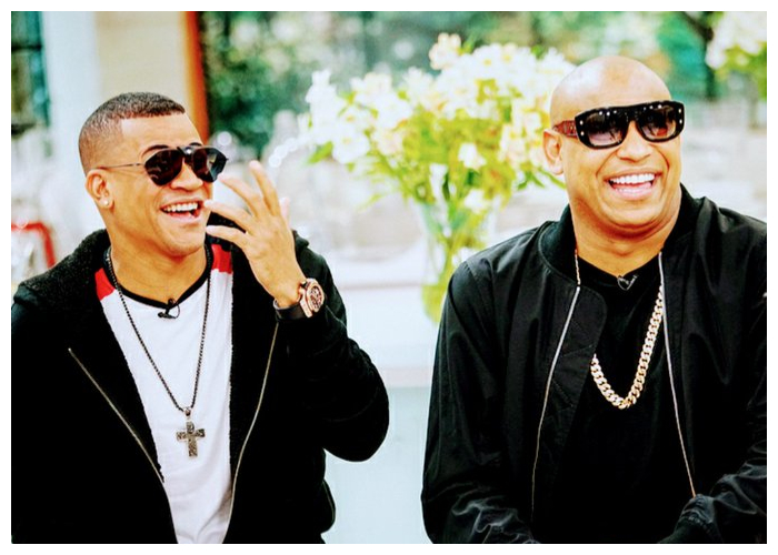 Randy Malcom y Alexander Delgado, el dúo Gente de Zona.