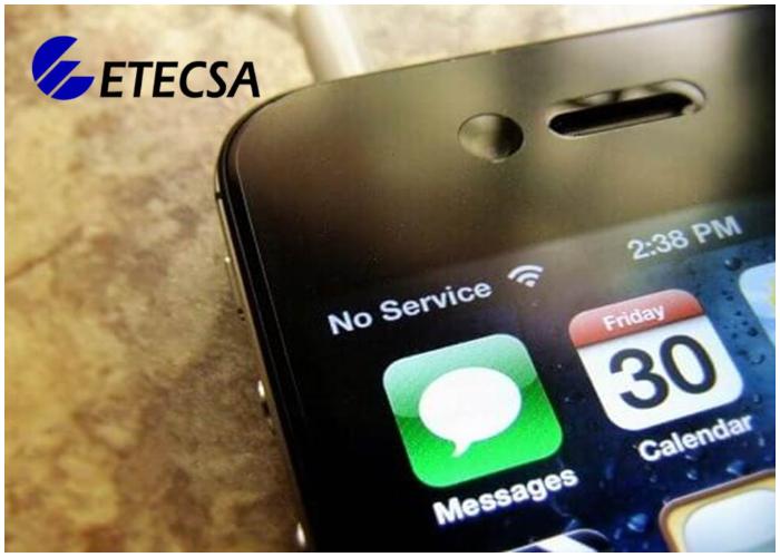 Usuarios reclamaron fallas de ETECSA en las redes sociales.