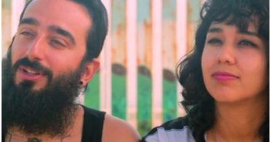 Demis y Nancy, los protagonistas de VAGABOOM.