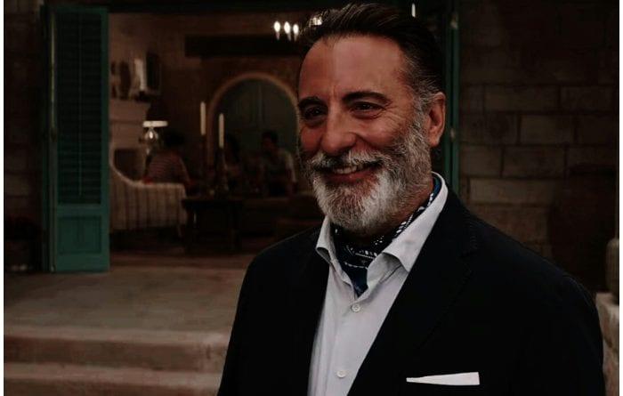 El actor cubano Andrés (Andy) García.