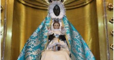 Imagen de la Virgen de Regla en Cuba.
