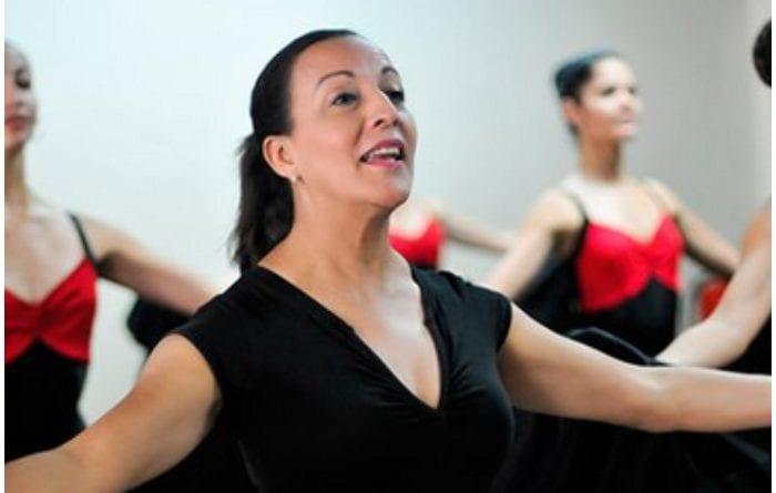 Lizt Alfonso, destacada bailarina, coreógrafa, directora artística y profesora de origen cubano.