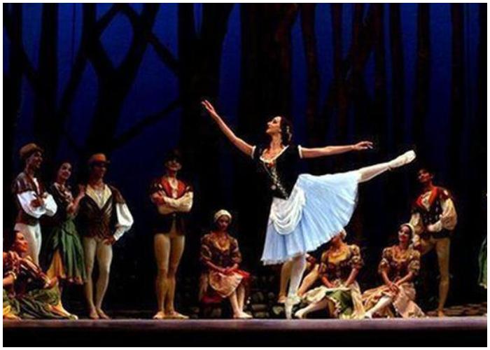 Una de las obras más destacadas de Alonso se trata de Giselle