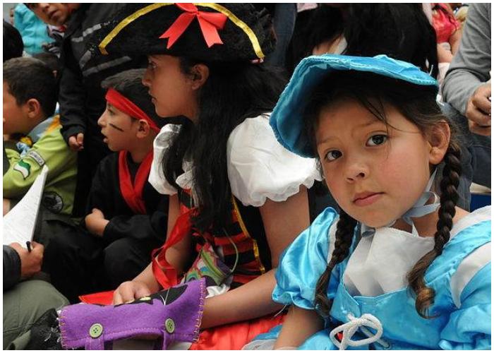 ¿Ya sabes a dónde ir con tus hijos en Halloween?