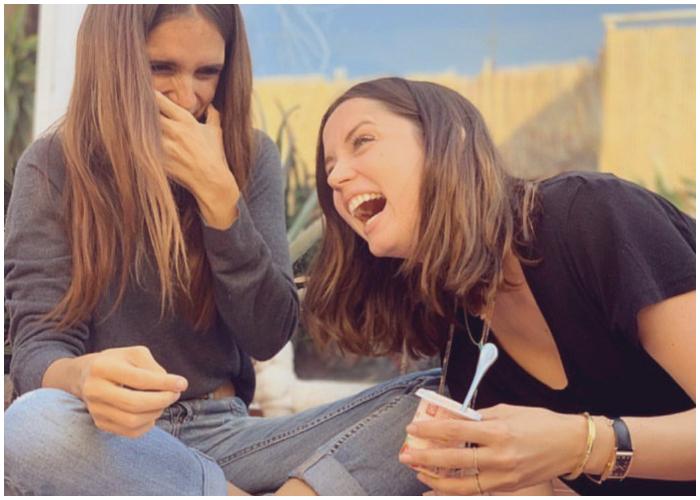 Ana y Elena conservan una fuerte y bonita amistad.
