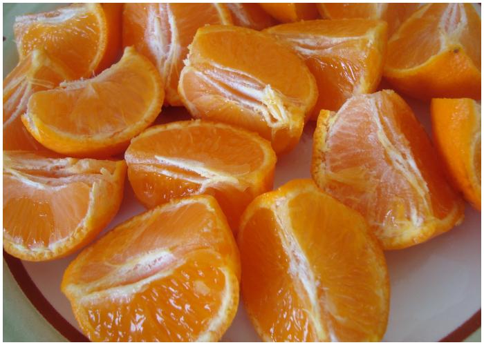 Conozca los beneficios de la Mandarina.