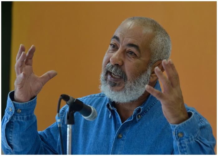El destacado escritor cubano Leonardo Padura Fuentes.