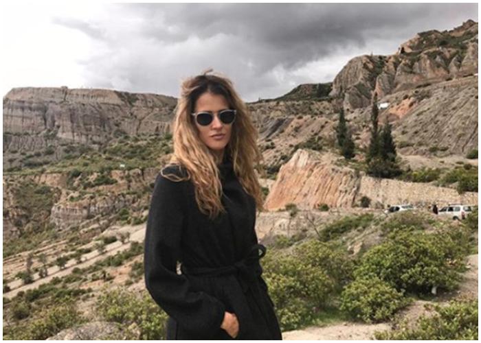 Everlayn Borges, actriz y modelo cubana.