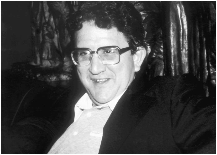 Heberto Padilla, poeta, periodista y traductor pinareño.