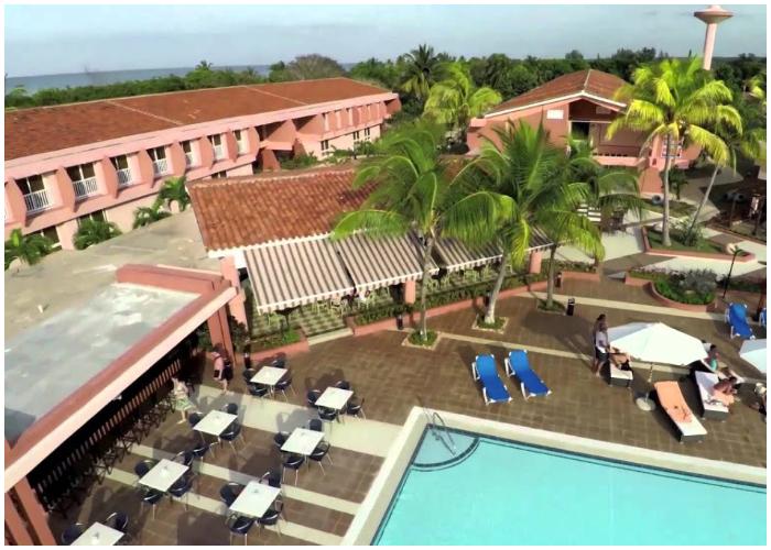 Hotel Bravo Arenal.
