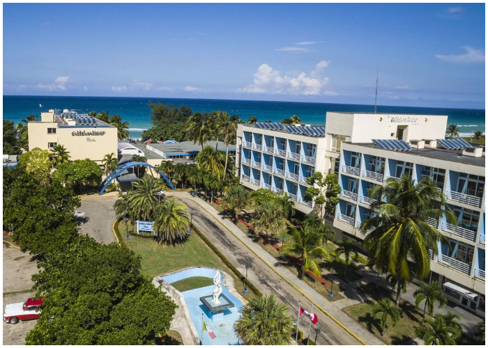 Hotel Gran Caribe Club Atlántico.