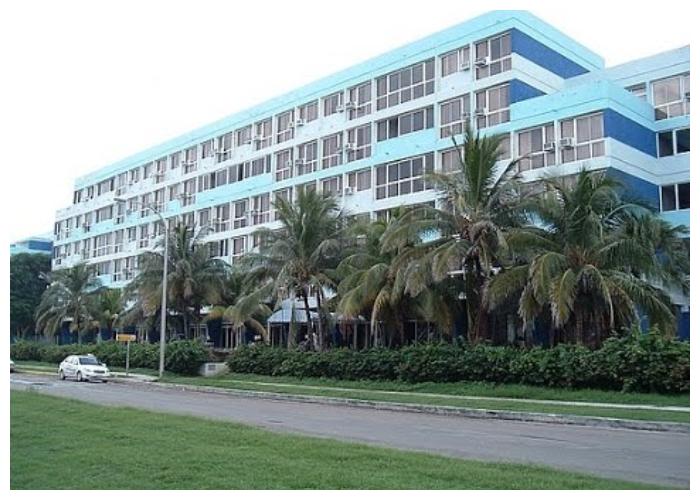 Hotel MarAzul.