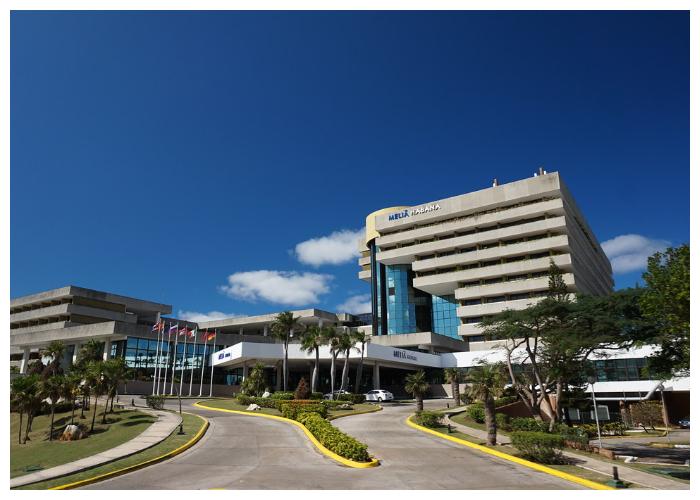 Hotel Melia La Habana.