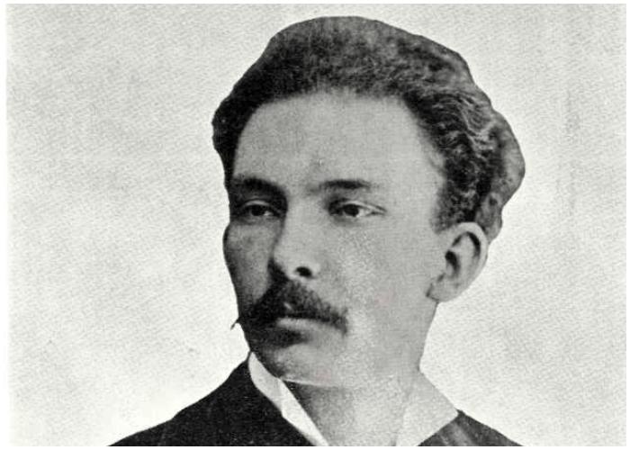 José Julián Martí, precursor de la Independencia en Cuba.