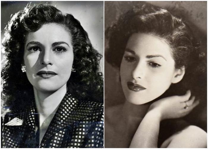 La actriz y productora cubana Carmen Montejo.
