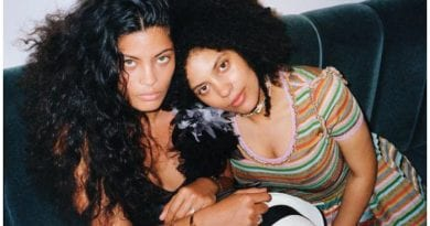 Las integrantes del dúo franco cubano Ibeyi.