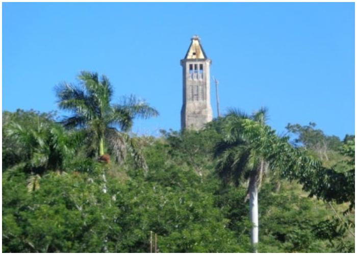 Mirador de la Loma del Padre Testé.