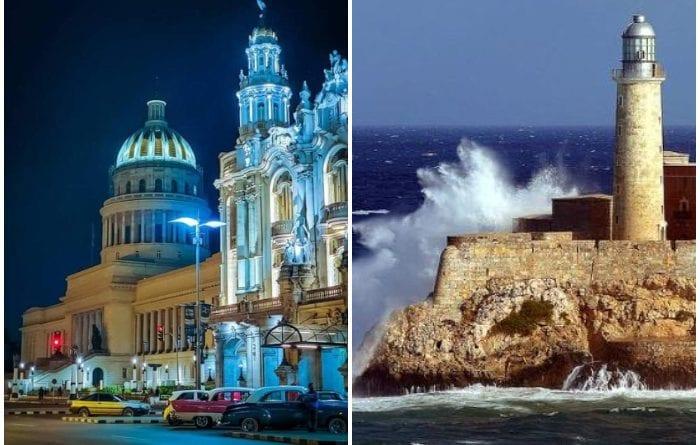 Paisajes de La Habana.