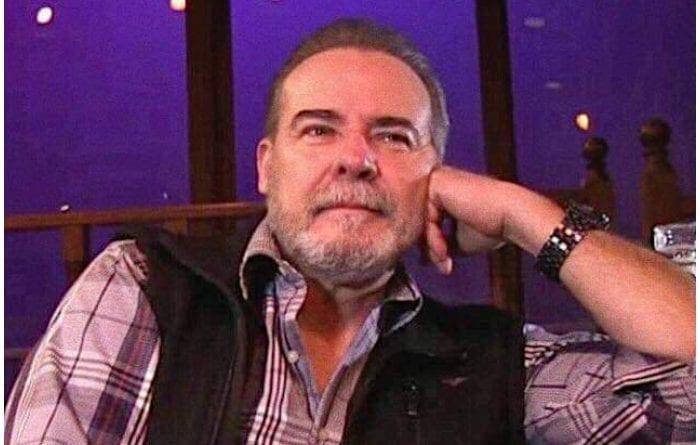 César Évora, reconocido actor cubano radicado en México.