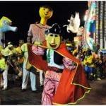 Comparsas de los Carnavales de La Habana