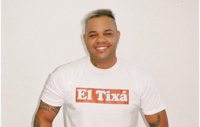 El Taiger, cantante cubano.