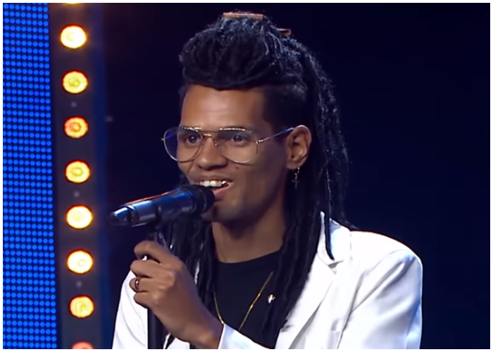 El talentoso cubano Yasmany, mejor conocido como Sion.